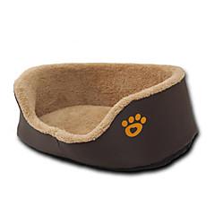 Σκύλος Κρεβάτια Κατοικίδια Χαλάκια & Μαξιλαράκια Αποτύπωμα / Paw Ζεστό Αναπνέει Χοντρό Ανθεκτικό Άνετο