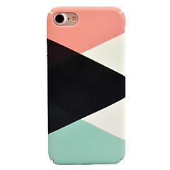 Pentru Apple iPhone 7 7 plus 6s 6 plus caz acoperă cusatura model Decal de îngrijire a pielii touch PC material caz telefon