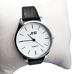 preiswerte Tolle Angebote auf Uhren-Damen Armbanduhr Quartz Großes Ziffernblatt PU Band Analog Retro Modisch Kleideruhr Schwarz / Braun - Golden Schwarz / Gold Schwarz / Silber