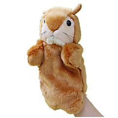 preiswerte -Puppen Fingerpuppe Spielzeuge Eichhörnchen Tier Kind Stücke