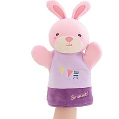 preiswerte -Plüschtiere Puppen Fingerpuppe Spielzeuge Rabbit Tier Tiere Kind Stücke