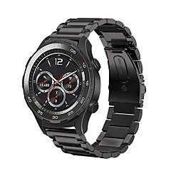 Stainless Steel Metal Replacement Bracelet Strap for Huawei Watch 2 Sport Version(not for Classic version) -20mm