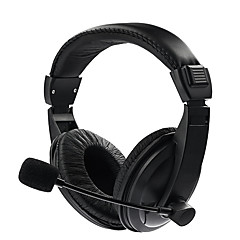 Hörlurar hörlurar hörlurar hörlurar hörlurar hörlurar med mikrofon för pc-mobiltelefoner