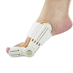 abordables Cuidado de la Salud-Cuerpo Completo Pie Soporta almohadillas de las patas Dedo del pie y Separadores de juanete Pad Herramientas de pedicura Manual Portátil