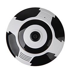 Veskys® 960p 360 graden fisheye full view ip wi-fi camera (1.3mp fisheye wi-fi 10m nigh vision dual talk)