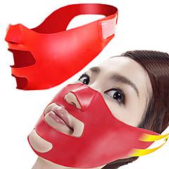 1 τεμ Συνθετικό Πρωτότυπο Μαξιλάρι Μάσκα Ζώνη ανύψωσης ζώνη,Μονόχρωμο 3D Νεωτερισμός