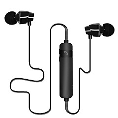 billige Headset og hovedtelefoner-STN-555 I øret / Halsbånd Trådløs Hovedtelefoner Dynamisk Aluminum Alloy Mobiltelefon / Kørsel / Sport & Fitness øretelefon Stereo Headset