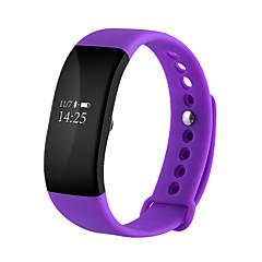 halpa Älykellot-yy v66 plus miesten naiset smart bracelet / smartwatch / sykkeen verenpaine ios android
