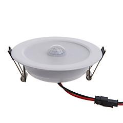 preiswerte LED-Birnen-5W Smart LED Glühlampen Eingebauter Retrofit 10 SMD 5630 450 lm Warmes Weiß Kühles Weiß 3500-6500 K Infrarot-Sensor Lichtsteuerung