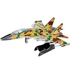 voordelige -3D-puzzels Legpuzzel Modelbouwsets Vliegtuig Beroemd gebouw Architectuur 3D DHZ Hard Kaart Paper Klassiek Anime Cartoon Unisex Geschenk