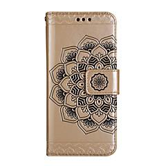 tok Samsung galaxy s8 s8 plusz esetben felét fedi virágmintás sima dombornyomott pu bőr anyaga kártya stent telefon esetében galaxis s7 él