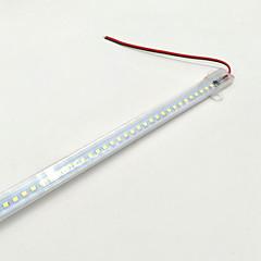 ieftine Benzi De Lumini LED-ZDM® Bară Rigidă Cu Becuri LED 144 LED-uri Alb Cald Alb Rezistent la apă 220V