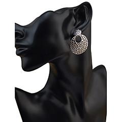 preiswerte Ohrringe-Damen Tropfen-Ohrringe Anhänger - Freunde, Schmetterling Erklärung, Personalisiert, Luxus Gold / Silber Für Weihnachts Geschenke Party Besondere Anlässe / Quaste / überdimensional