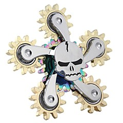 abordables Fidget spinners-Fidget spinners / Hilandero de mano / Peonza Juguete del foco Novedad Latón / Aleación de zinc Piezas Unisex Niños / Adulto Regalo