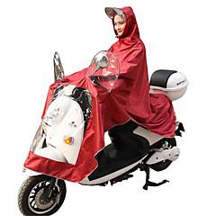 Regenjas PVC Allemaal Alle seizoenen Geurvrij Reflecterend Lichtgewicht Ultra Slim Ultra Licht(UL) Motorbanden