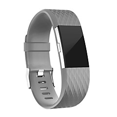 cheap Men's Watches-TPU Watch Band Strap Grey 20cm / 7.9 Inches 1.8cm / 0.7 Inches