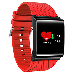 Χαμηλού Κόστους -x9pro έγχρωμη οθόνη αφής καρδιακός ρυθμός αρτηριακή πίεση ύπνος παρακολούθηση άσκηση smartwatches android ios