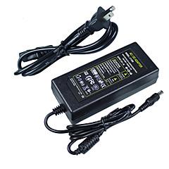 abordables Accesorios LED-hkv® ac 100v - 240v a dc 12v 5a iluminación transformadores fuente de alimentación adaptador convertidor cargador para tira de luz led