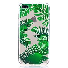 Чехол для apple iphone 7 плюс 7 прозрачный узор задняя обложка дерево мягкая tpu 6s плюс 6 плюс 6s 6 se 5s 5