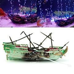 お買い得  アクアリウムデコレーション-観賞魚用 アクアリウムの装飾 飾り デコレーション 樹脂 プラスチック
