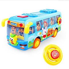 Rádió Játékautók Toy Instruments Játékok Busz Műanyagok Darabok Gyerekek Ajándék