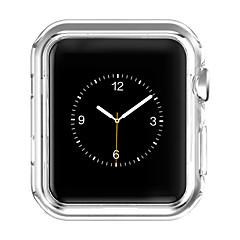お買い得  Apple Watchケース-ホーコアップルウォッチiwatchシリーズ2 tpu保護ケースシェルバンパーケース42ミリメートル38ミリメートル