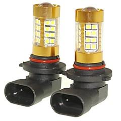 Недорогие Противотуманные фары-SENCART 2pcs 9005 Автомобиль Лампы 36W W SMD 3030 1500-1800lm lm Светодиодные лампы Противотуманные фары