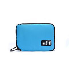 Τσάντα ταξιδιού Αξεσουάρ ταξιδίου και αποσκευών Φορητό για Ρούχα Καλώδιο USB Πανί Οξφόρδης 24*16*2