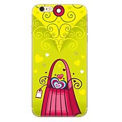 Недорогие Кейсы для iPhone 7 Plus-Чехол для iphone 7 7 плюс паттерн с сердечком tpu мягкая задняя крышка для iphone 6 плюс 6 с плюс iphone 5 se 5s 5c 4s