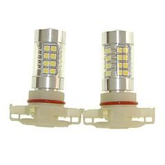 voordelige -SENCART 2pcs H16 Automatisch Lampen 36W SMD 3030 1500-1800lm LED-Lampen Mistlamp