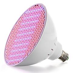 tanie Żarówki LED-e27 18w led rosną światła 106 smd 2835 2500-3000 lm czerwony niebieski ac85-265 v