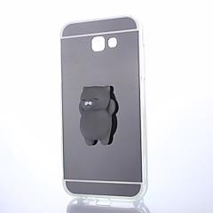 Hoesje voor Samsung Galaxy A5 2017 Squishy Diy Stress Reliëf Geval achterkant hoesje schattig 3D cartoon Soft TPU Hoesje voor Samsung
