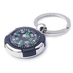Недорогие Брелоки-ziqiao компас брелок новинка брелок цепь брелок цинковый сплав подарок