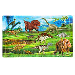ألعاب تربوية تركيب تركيب خشبي ألعاب ديناصور للجنسين قطع