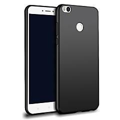 billige Etuier til Xiaomi-Ximalong taske til xiaomi mi max 2 silikone skrubbe blødt taske al shell til xiaomi mi max 2 skrubbe telefon blød shell tilfælde sort