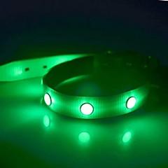 Kaulapannat LED-valo Strobe Yhtenäinen
