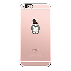 Чехол для iphone 7 6 сова tpu мягкая ультратонкая задняя крышка чехол iphone 7 плюс 6 6s плюс se 5s 5 5c 4s 4