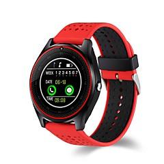 voordelige Smartwatches-Smart Armband Aanraakscherm Waterbestendig Verbrande calorieën Stappentellers Logboek Oefeningen Camera Afstandsmeting Berichtenbediening