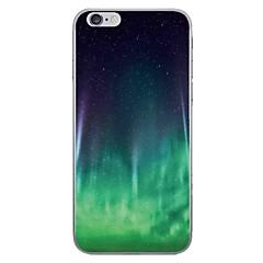 Случай для яблока iphone 7 7 плюс крышка случая звездный рисунок неба hd покрашенный более толстый материал tpu мягкий случай случая