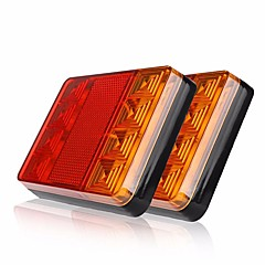 cheap Car Accessories-ZIQIAO Motorcycle Light Bulbs Tail Light For universal