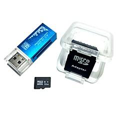 hesapli -Bir USB kart okuyucu ve SDHC sd adaptör ile 32GB microSDHT tf hafıza kartı