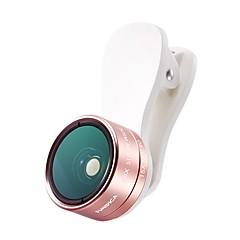 Xihama smartphone kameralinser 0,45x vidvinkel 12,5x makro fisköglinslins för iphone iphone huawei xiaomi samsung