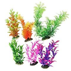 Dekoracja Aquarium Kwiaty