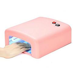 36W Secadores de uñas lámpara ultravioleta Lámpara led Gel UV para esmalte de uñas