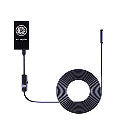 tanie Kamery IP-1,0 mp mini outdoor endoscope borescope z nocą (wodoodporna konfiguracja chroniona wi-fi)