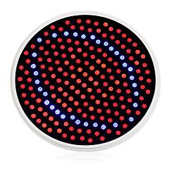 e26 / e27 led vokse lys 200 leds 1500lm rød blå AC 85-265 høy kvalitet