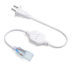 preiswerte LED Lichtstreifen-1pc Wasserfest / Streifenlicht-Zubehör Elektrisches Kabel Indoor / für LED-Streifenlicht