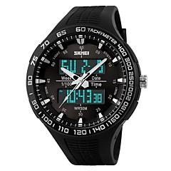 halpa Älykellot-skmei brändi miehet led digitaalinen katsella sotilaallinen sukellus uida urheilu kellot muoti vedenpitävä ulkona mekko rannekellot