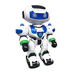 cheap Other RCs-RC Robot LZ555-3 Kids' Electronics ABS Singing Dancing Walking Multi-function Remote Control