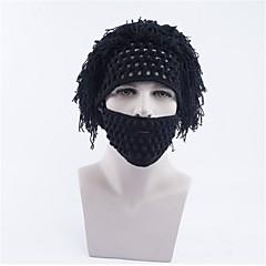 해적 원시적 인 모자 할로윈 페스티발 / 홀리데이 할로윈 의상 블랙 그레이 브라운 패션